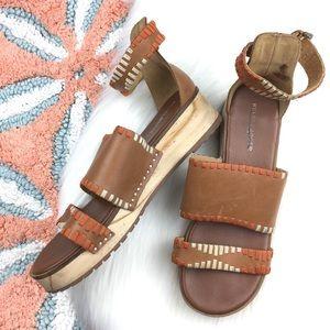 Kelsi Dagger Brooklyn McGraw Platform Sandals.